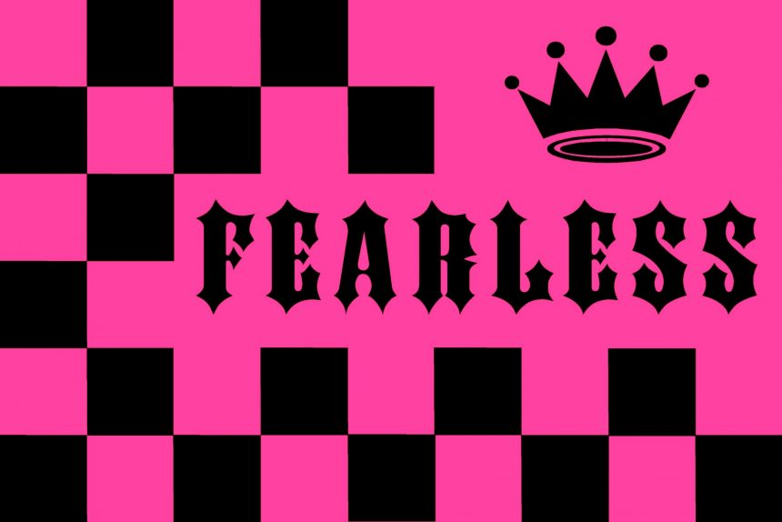12x18 Fearless pk