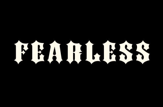 Fearless blk 1
